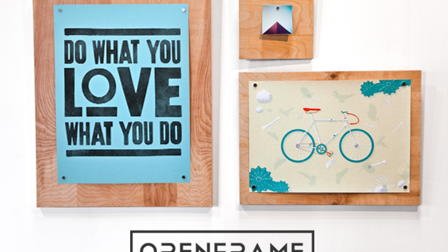 OpenFrame: A simple, flexible way to display prints & photos by Jeff ...