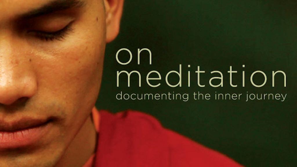 ON MEDITATION project video thumbnail