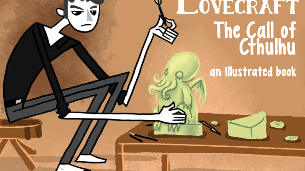Littlest Lovecraft: The Call of Cthulhu project video thumbnail