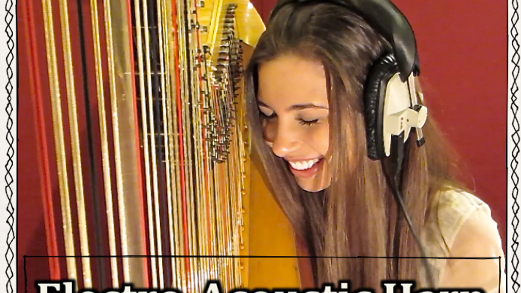 Youtube Music Video Album with an Electro-Acoustic Harp! project video thumbnail