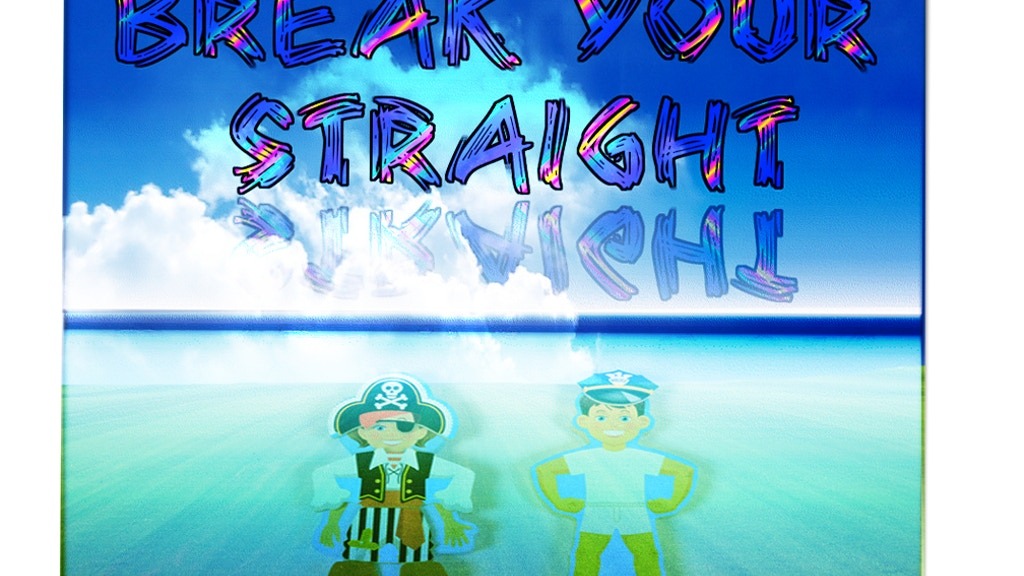 BREAK YOUR STRAIGHT, an unparalleled dark comedy short..... project video thumbnail