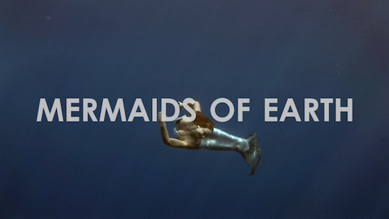 Mermaid Statues of Earth - A Beautiful Coffee Table Book