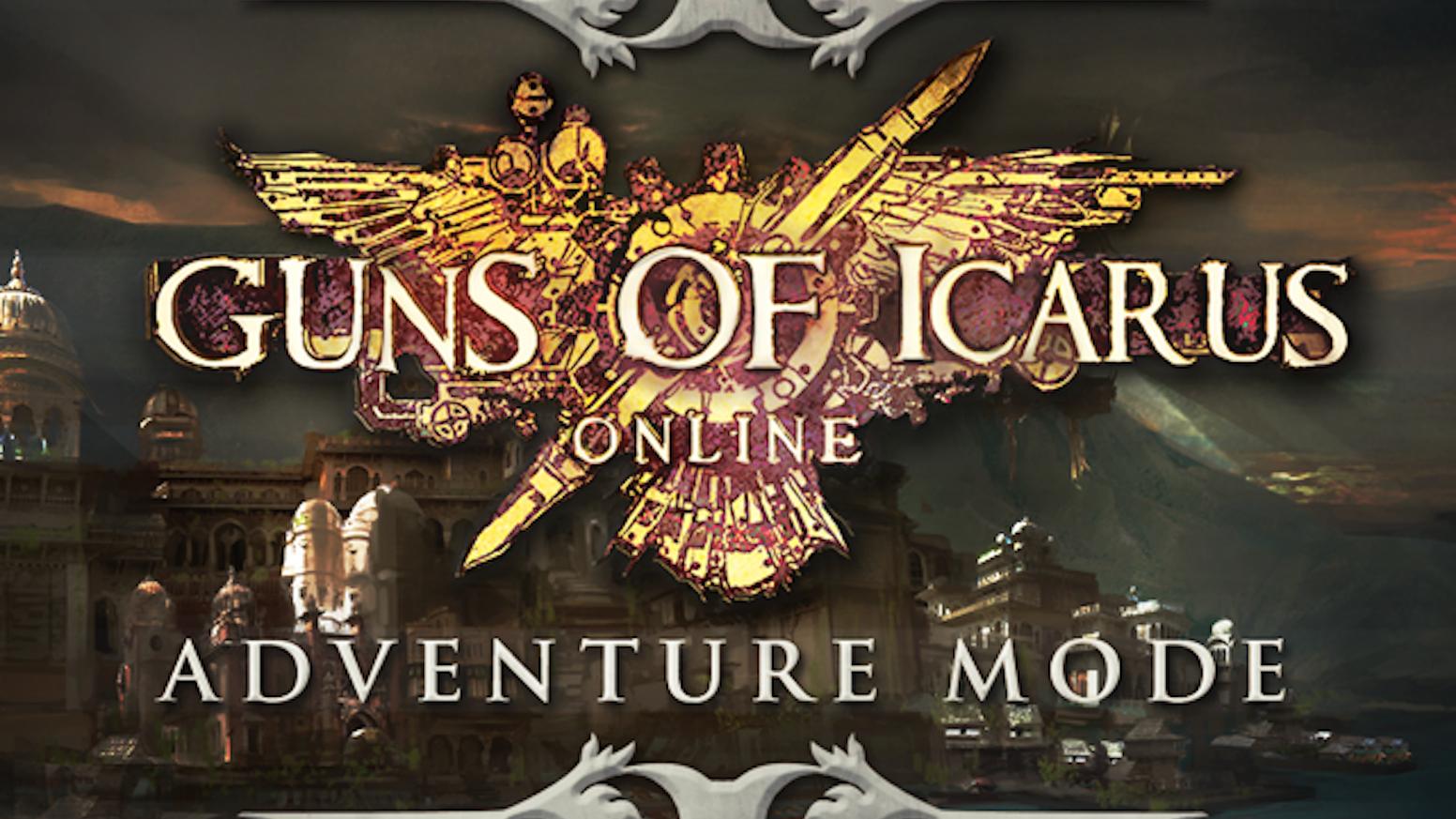 guns of icarus onlineadventure mode