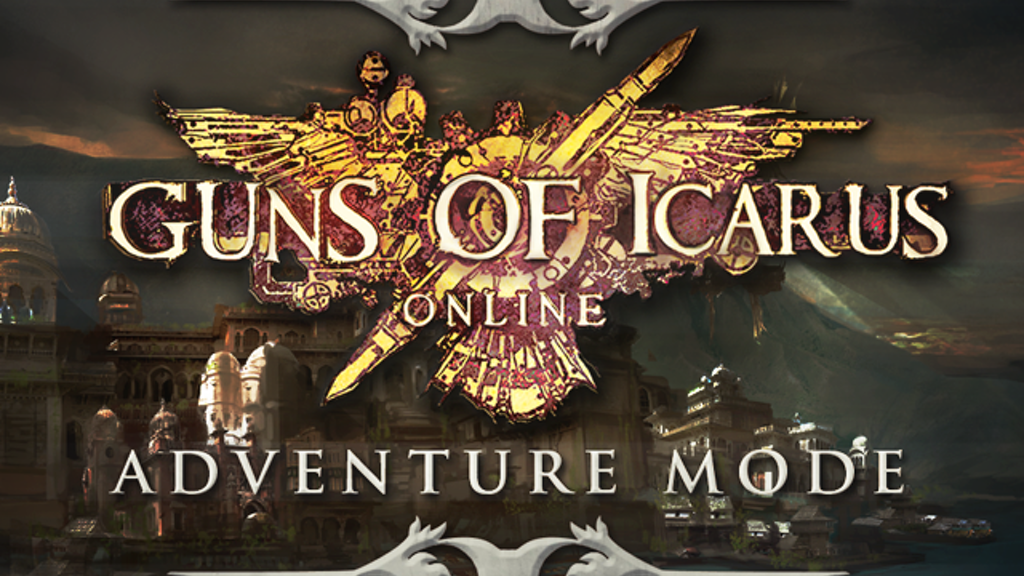 Guns of Icarus Online—Adventure Mode project video thumbnail