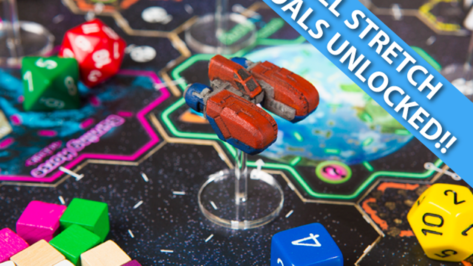 Customize your starship, explore, trade, mine, fight and become a Legend! A 3-5 player sandbox style tabletop miniatures adventure!