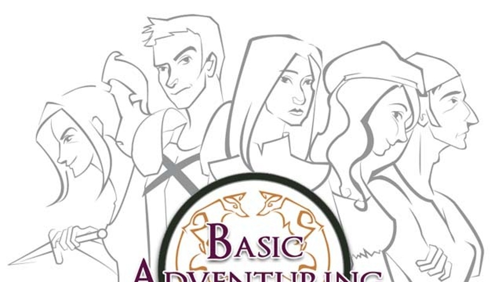 Basic Adventuring 101 LARP Webseries Pilot project video thumbnail
