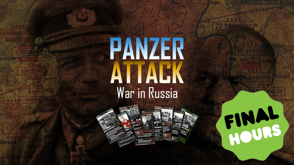 Panzer Attack: War in Russia project video thumbnail