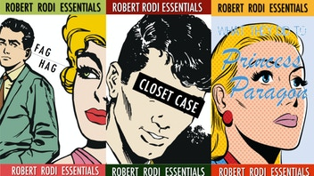 Robert Rodi Essentials: 6 iconic gay novels + NEW 7th book