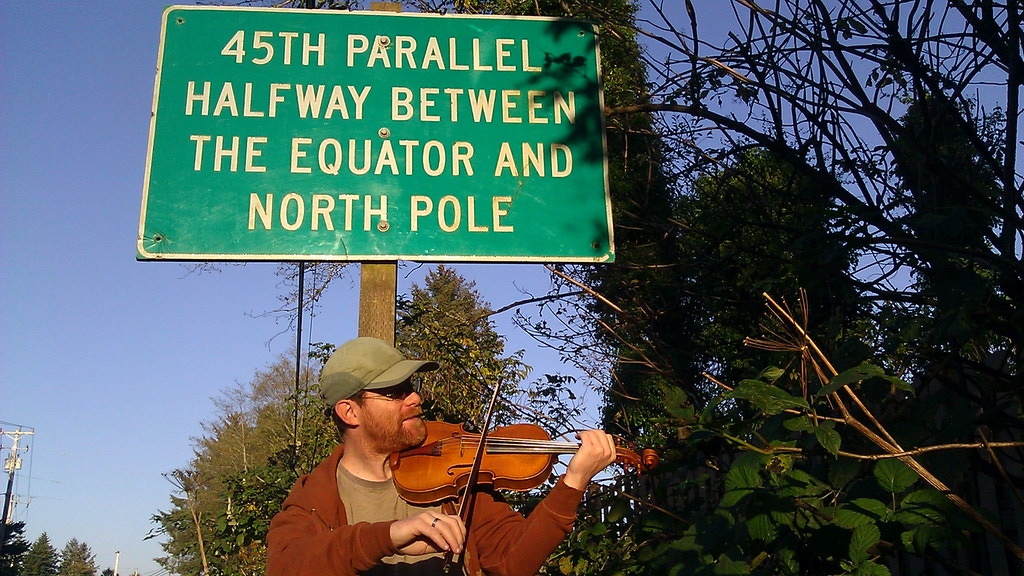 45th Parallel: Our Debut Recording! project video thumbnail
