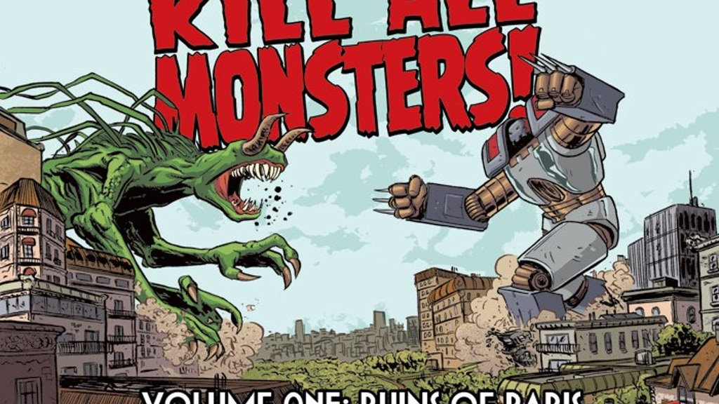 Kill All Monsters, Volume 1: Ruins of Paris project video thumbnail