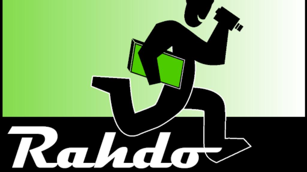 Rahdo Runs Through... the series that puts YOU at the table! project video thumbnail