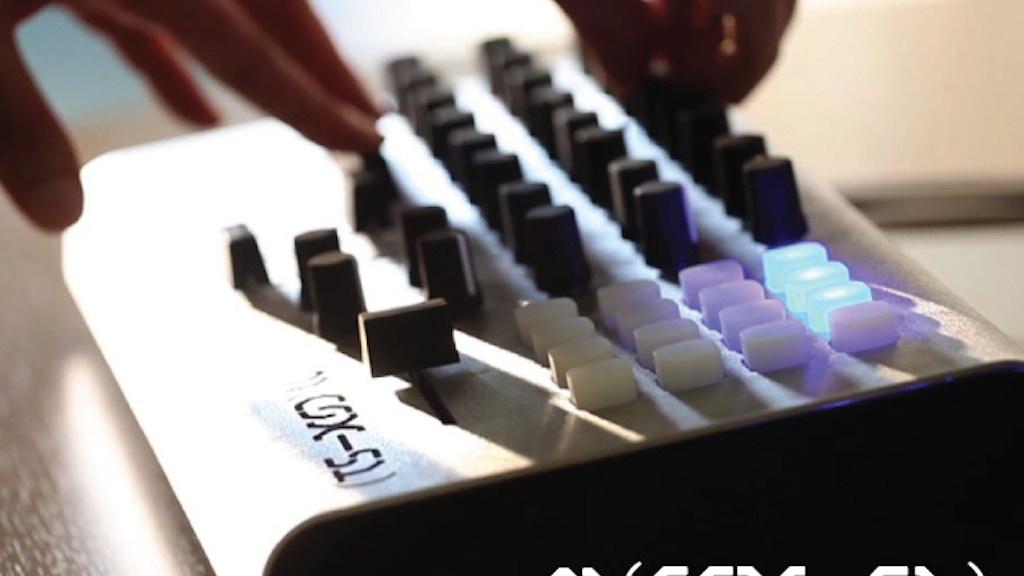 CS X51 USB/MIDI Control Surface project video thumbnail