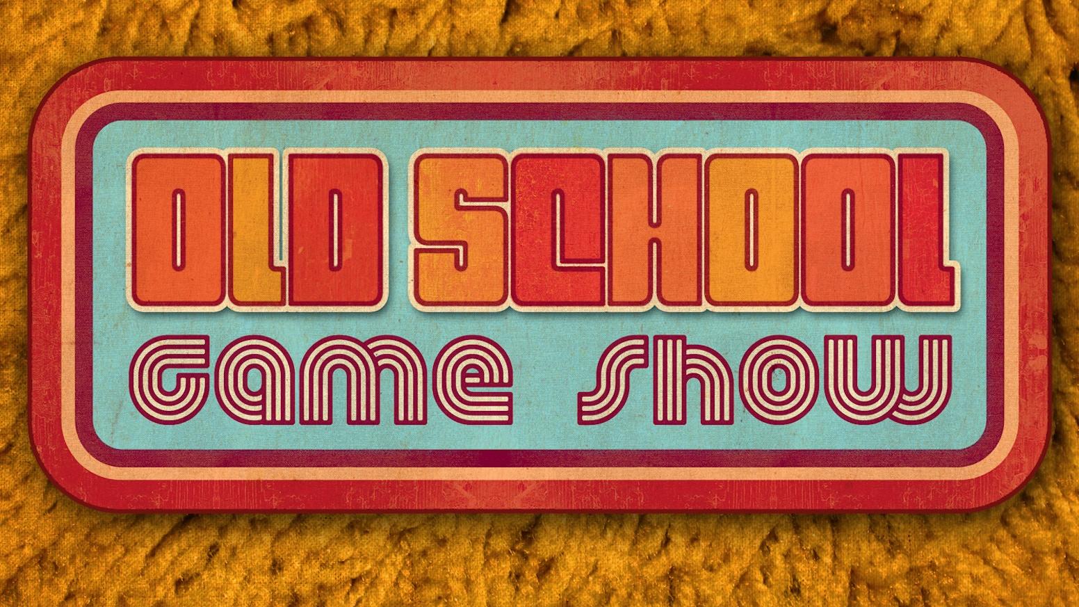 Old School Game Show By Michael D Angelo Kickstarter
