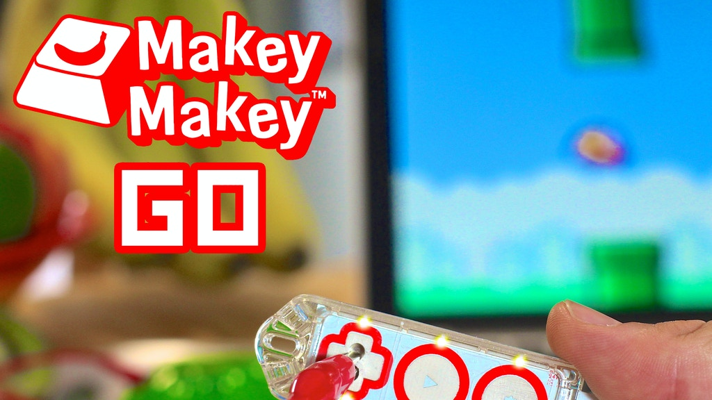 Makey Makey GO: Invention Kit on Your Keychain project video thumbnail