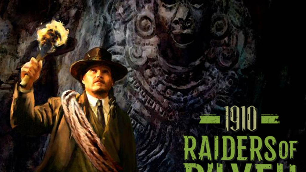 Raiders of R'lyeh: Horror Adventure RPG and Mythos Sandbox! project video thumbnail