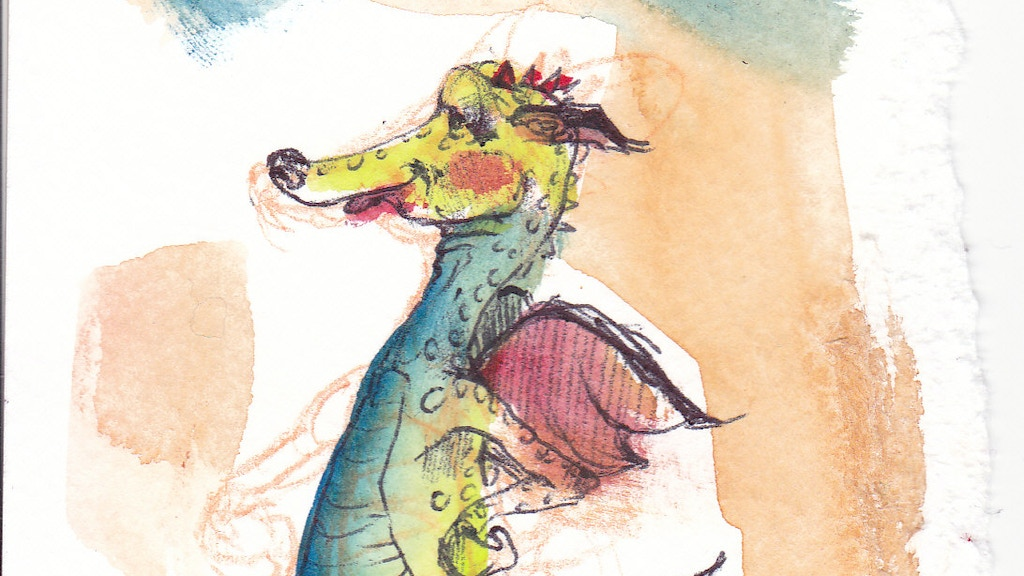 Kinley The Water Dragon project video thumbnail