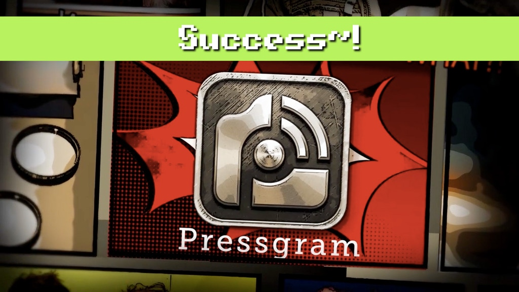 Pressgram: An Image Sharing App Built for an Independent Web project video thumbnail