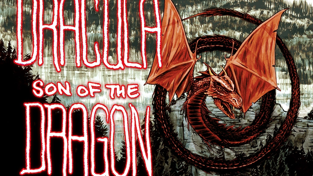 Dracula: Son of the Dragon project video thumbnail
