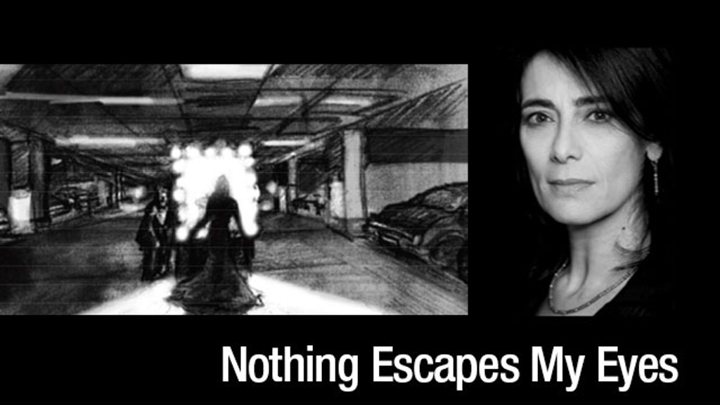 Nothing Escapes My Eyes project video thumbnail
