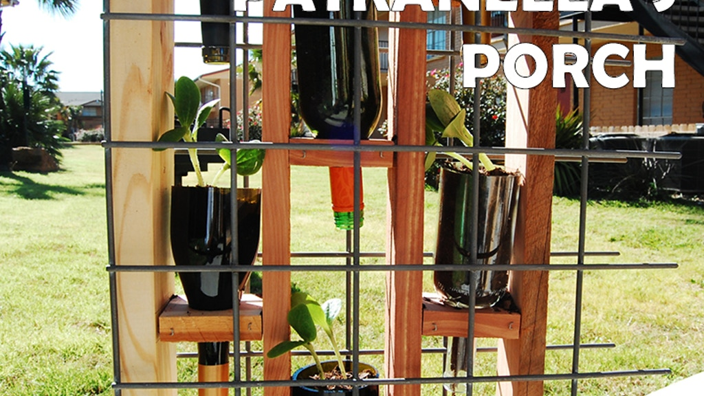 Patranella's Porch project video thumbnail