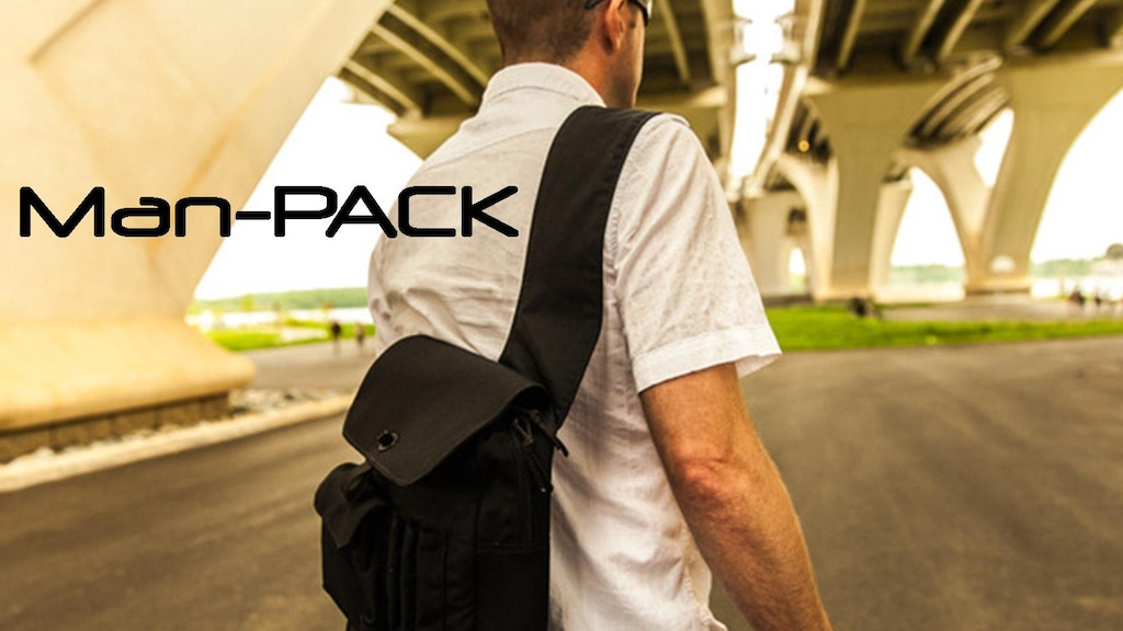 """Man-PACK """"Classic 2.0"""" project video thumbnail"""