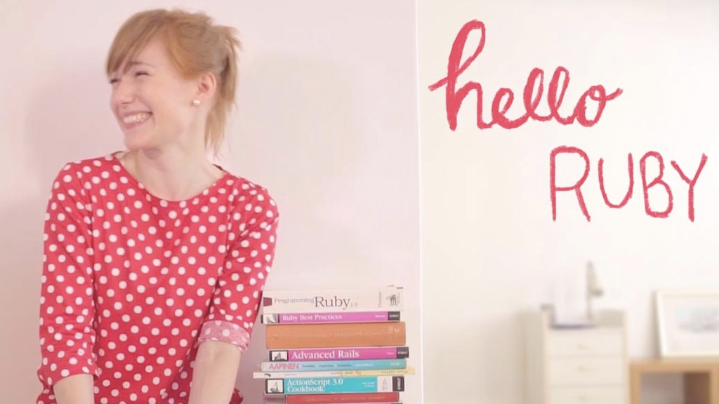 Hello Ruby project video thumbnail