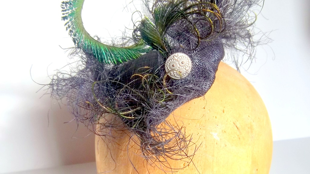 Chef Bizzaro To Create Labyrinth Inspired Hats For Runway project video thumbnail