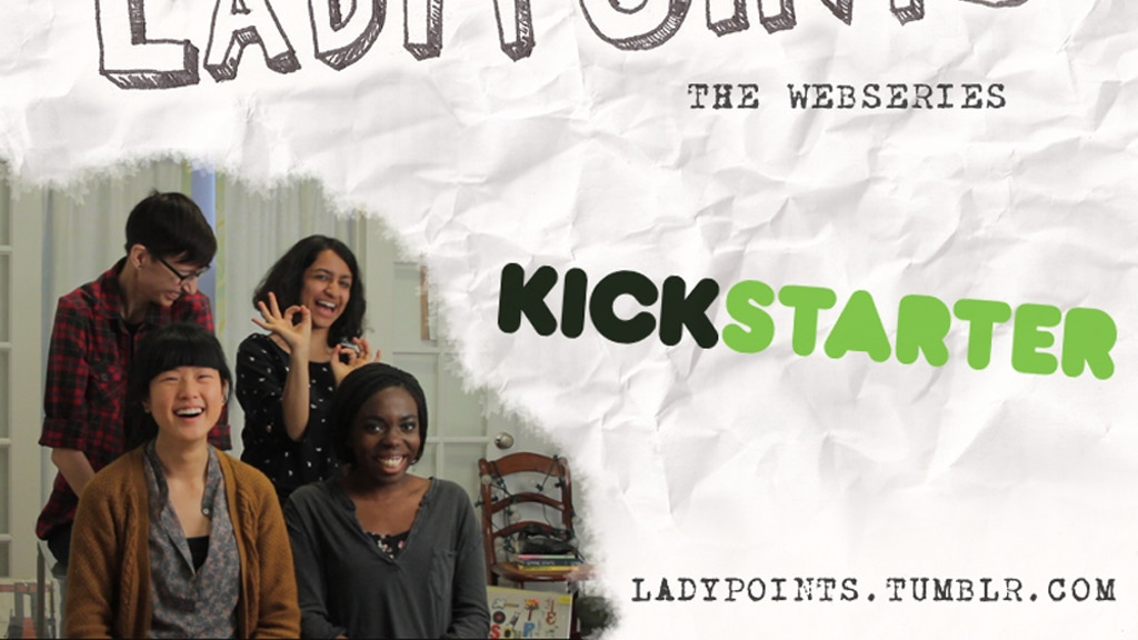 LADYPOINTS - The Webseries project video thumbnail