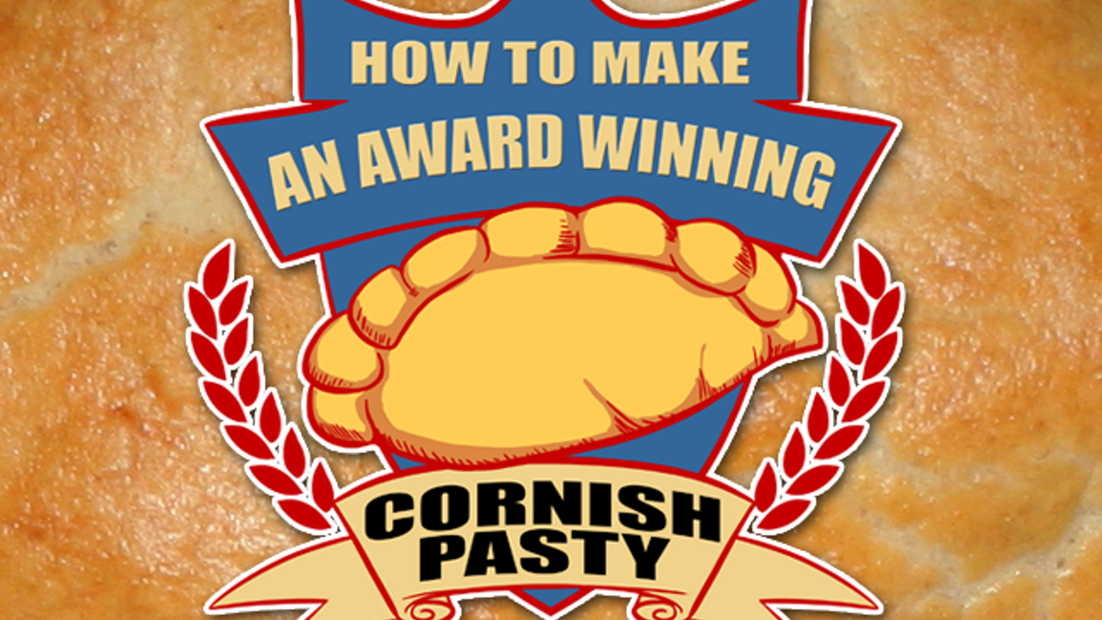 World Pasty Champion shares his recipes, tips and techniques in a new book, packed with history, recipes and more...