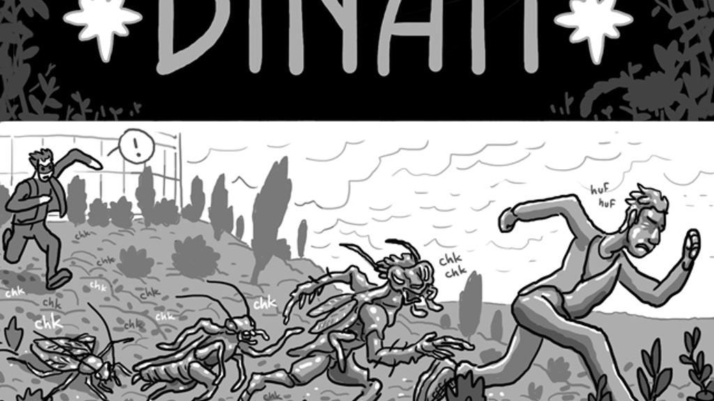 The 'Binah' Comics & Solilians 7-Inch Vinyl project video thumbnail