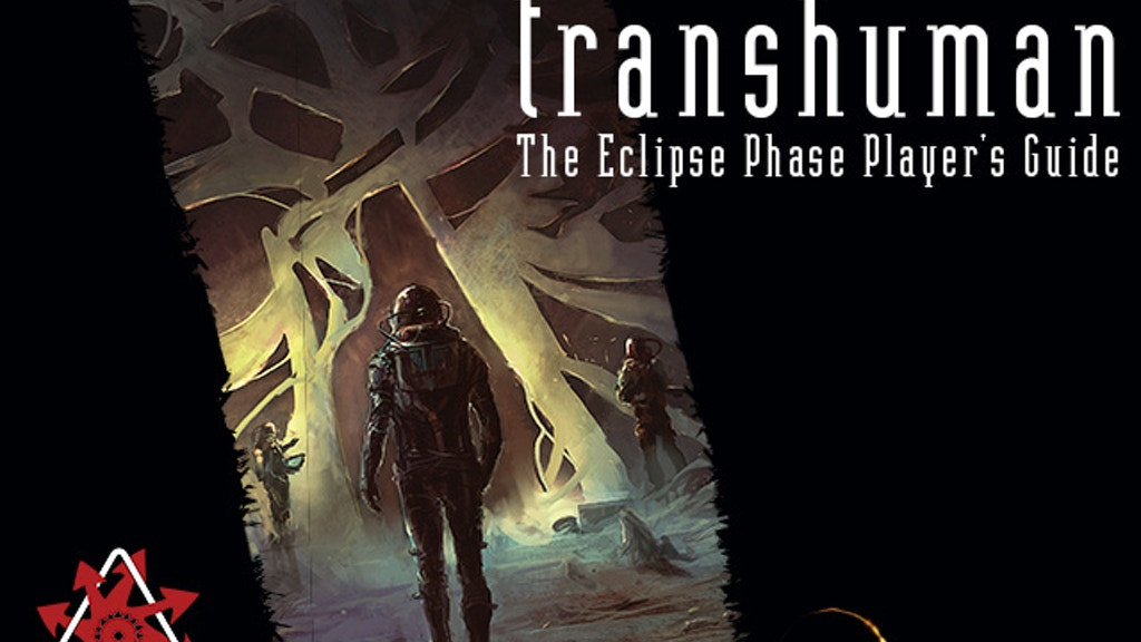 Transhuman: The Eclipse Phase Player's Guide project video thumbnail
