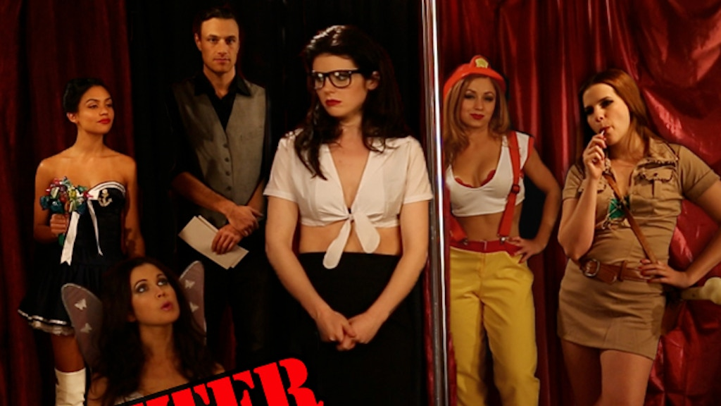 Bitter Strippers: TV Comedy Pilot project video thumbnail