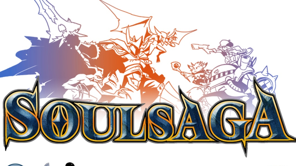 Soul Saga! A J-RPG inspired by Playstation classics  by
