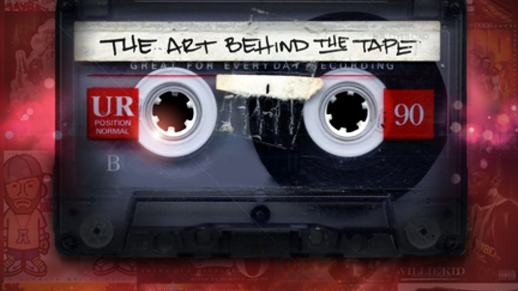 THE ART BEHIND THE TAPE project video thumbnail