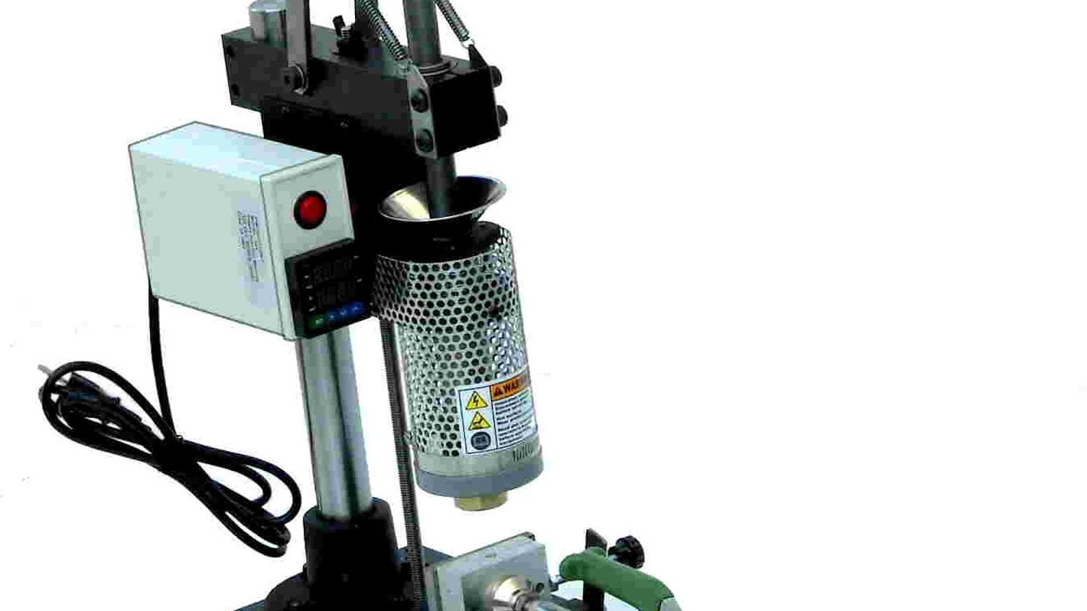 Bench Model Plastic Injection Machine by LNS Technologies — Kickstarter