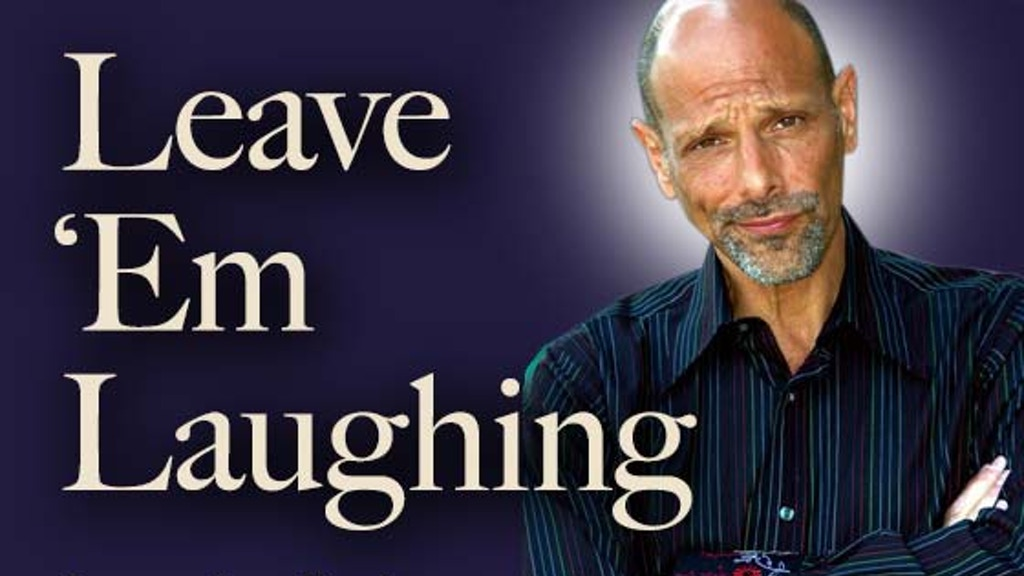 LEAVE 'EM LAUGHING Interactive Tribute To Robert Schimmel project video thumbnail