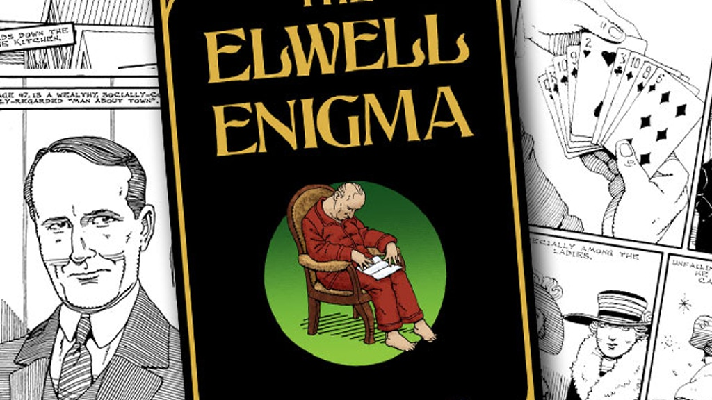 The Elwell Enigma by Rick Geary project video thumbnail
