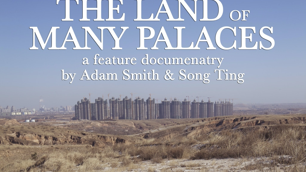 The Land of Many Palaces – a documentary feature film project video thumbnail