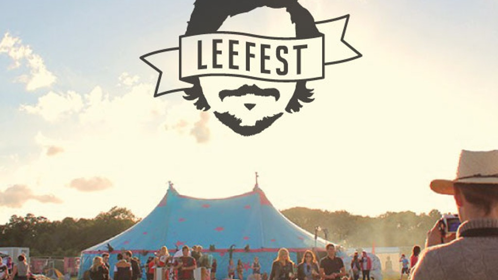 LeeFest: A Music and Arts Festival Run By You! #growLeeFest project video thumbnail