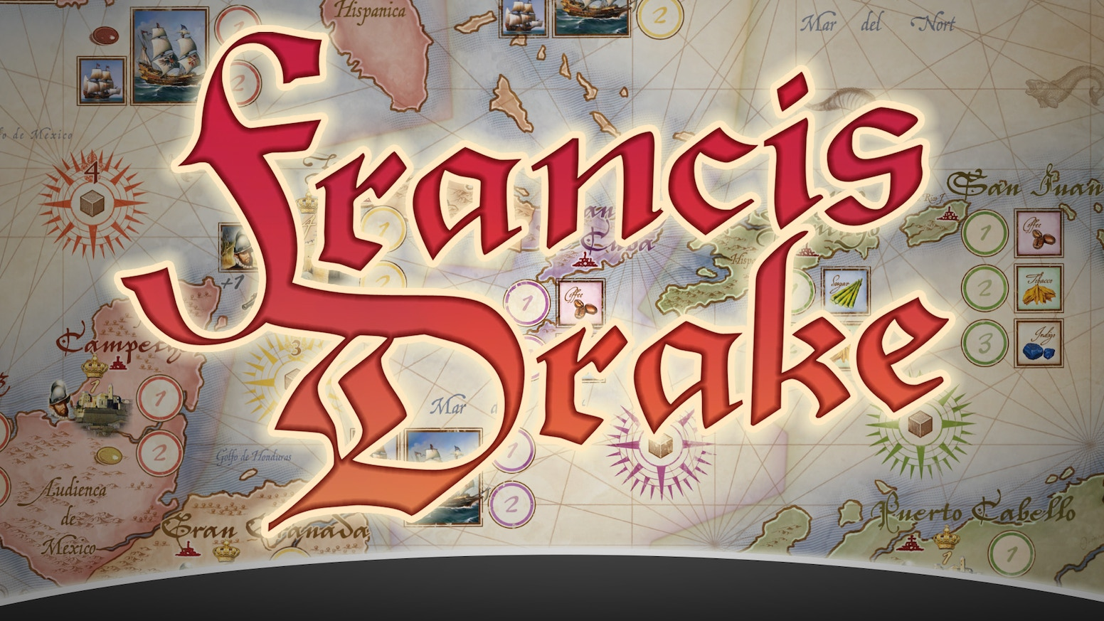 Too late to support us on Kickstarter?  Click below to pre-order Francis Drake and emulate the feats of the great Elizabethan privateer