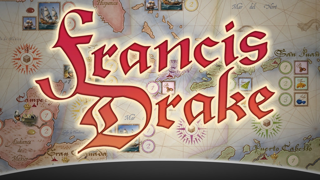 Francis Drake: An adventurous sea voyage for fortune & fame! project video thumbnail