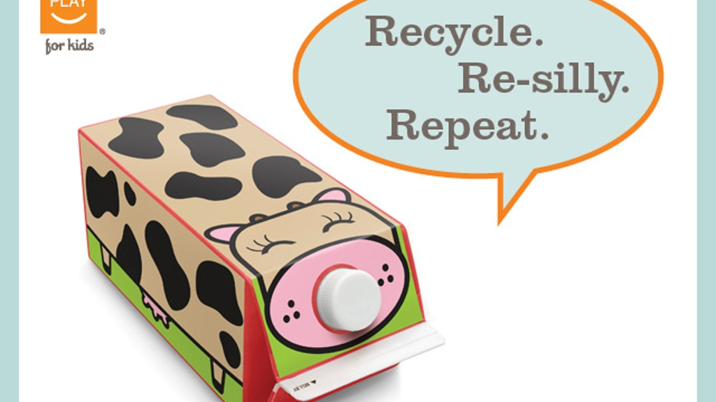Box Play for Kids Stickers: Turn old boxes into new toys. project video thumbnail
