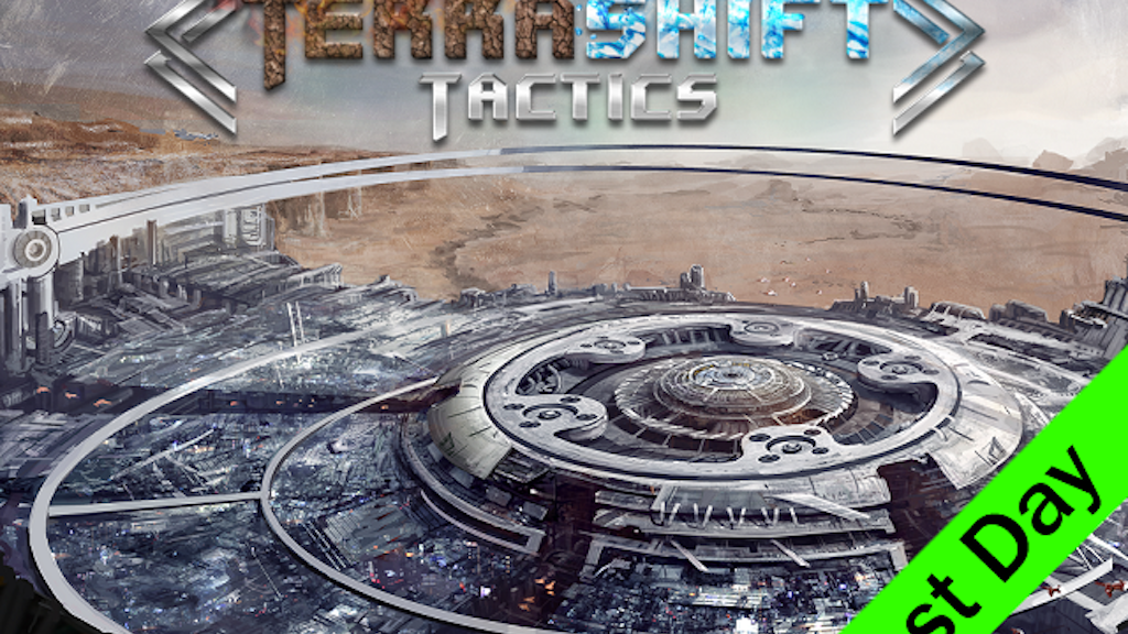 Terrashift Tactics - Online Multiplayer Turn Based Strategy project video thumbnail