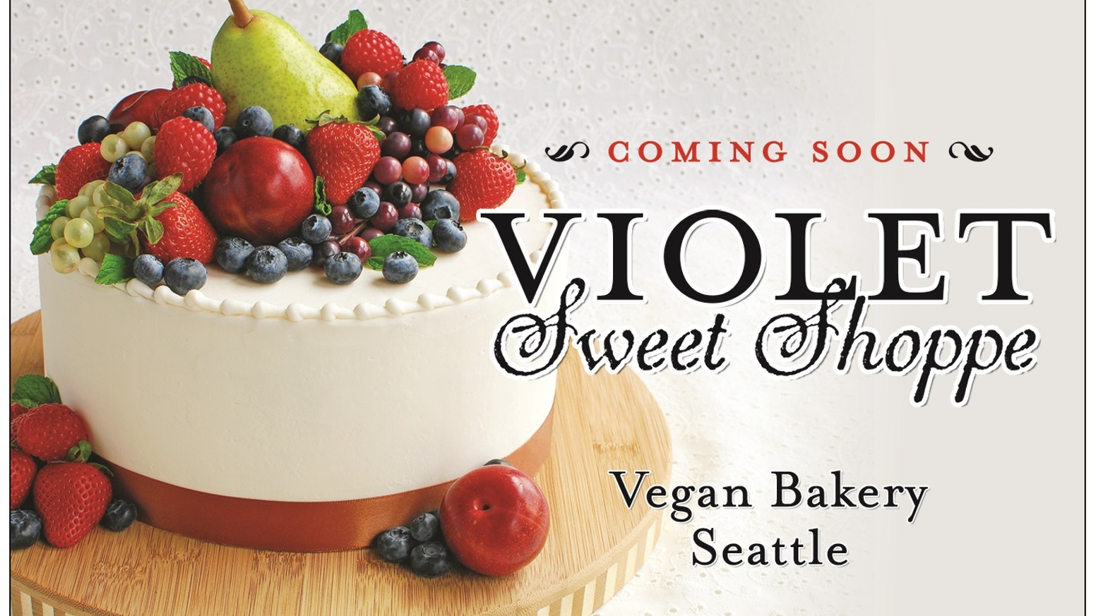 A New Vegan Bakery Is Opening In Seattle