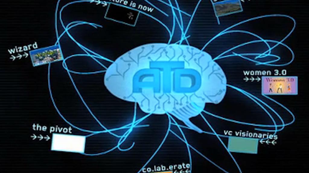 A Total Disruption: Ondi Timoner's Portal For Innovators project video thumbnail