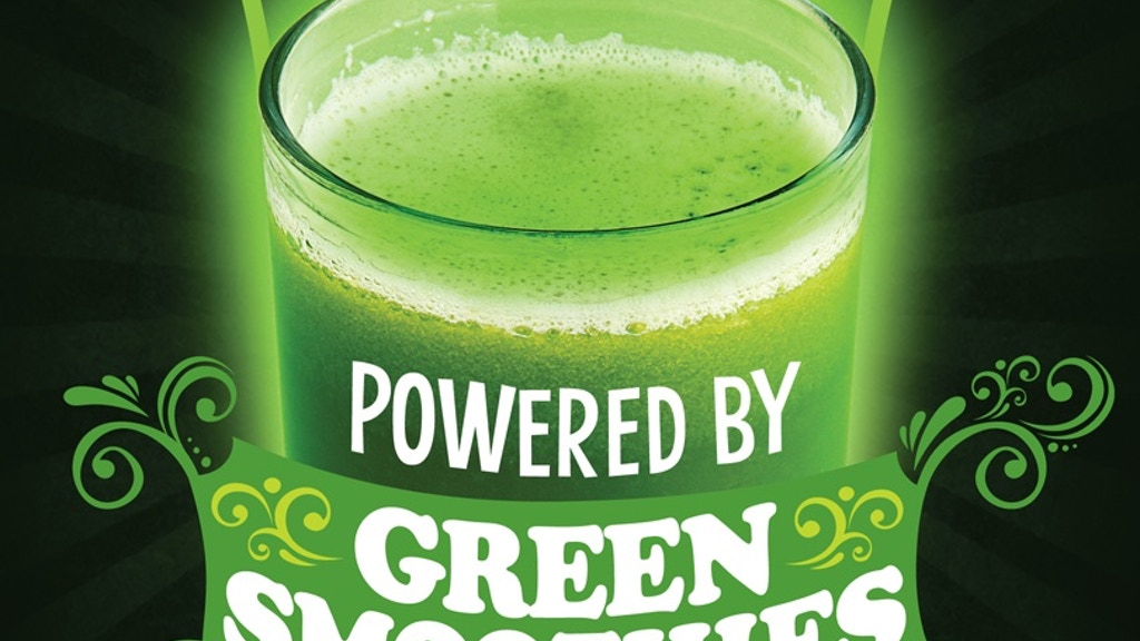 Powered By Green Smoothies (feature film) project video thumbnail