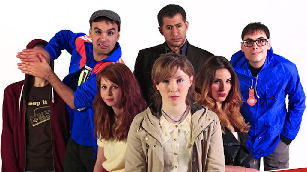 MISSING SOMETHING: a wacky British web-sitcom project video thumbnail