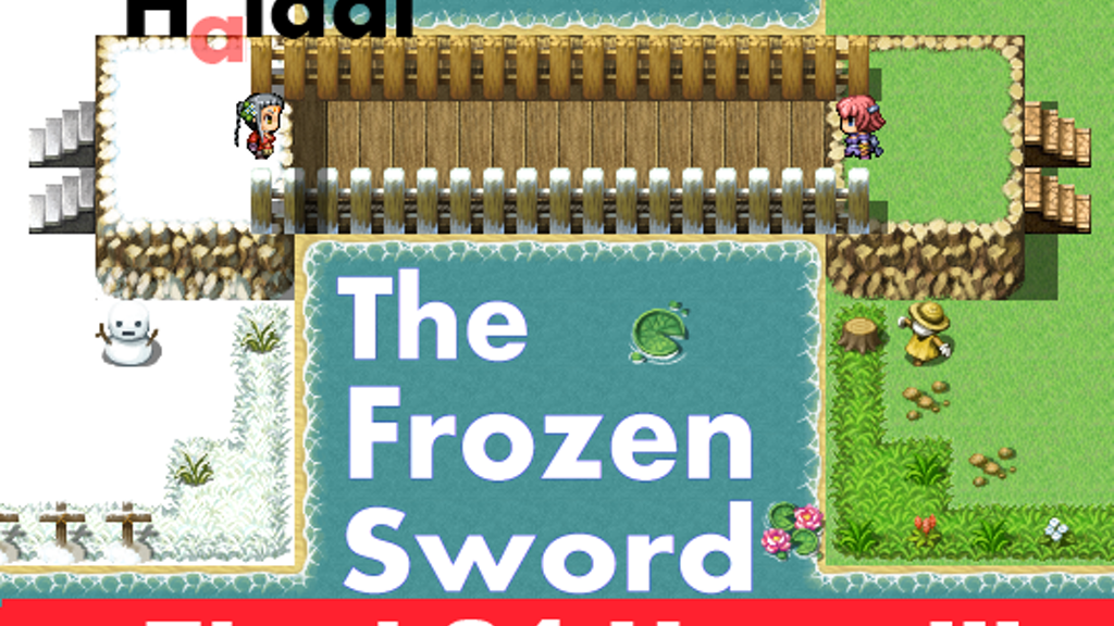 Frozen Sword project video thumbnail
