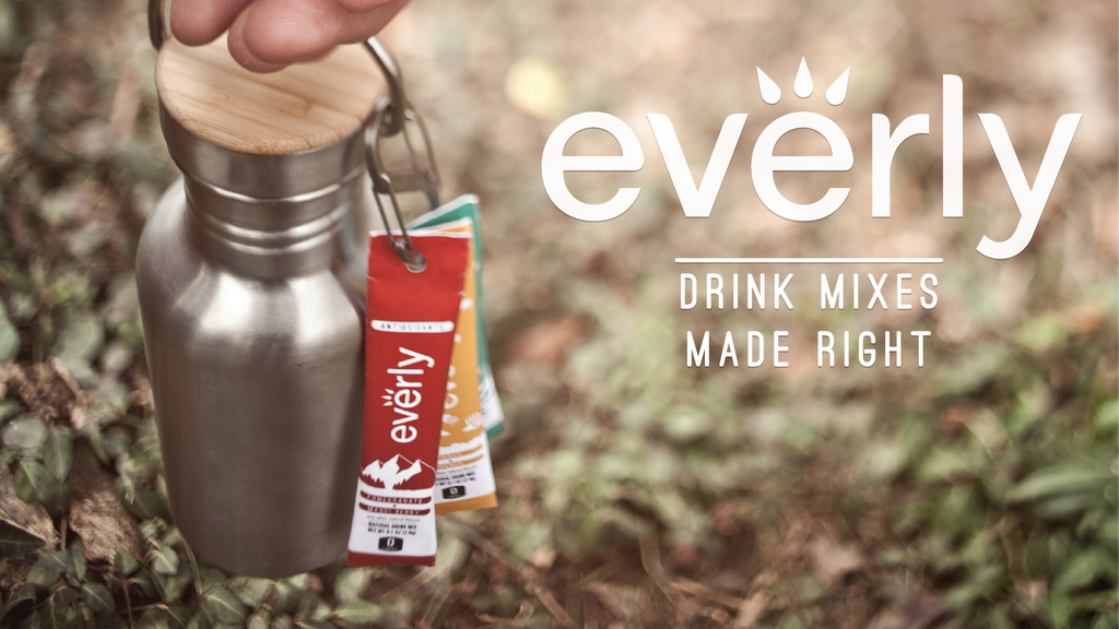 Everly: drink mixes made right project video thumbnail