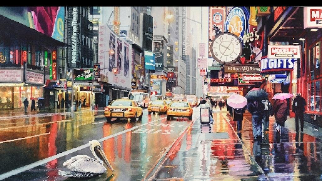 Paul Jackson Watercolors project video thumbnail